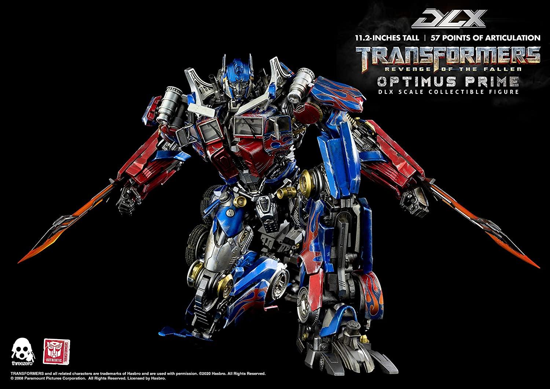 Transformers Revenge of the Fallen DLX Optimus Prime トランスフォーマーリベンジ オプティマスプライムFIGURE-122825_11