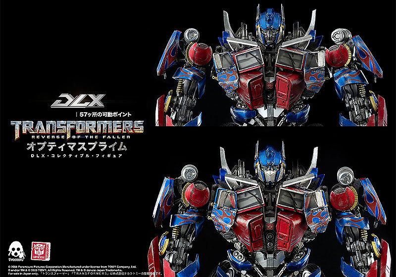 Transformers Revenge of the Fallen DLX Optimus Prime トランスフォーマーリベンジ オプティマスプライムFIGURE-122825_09
