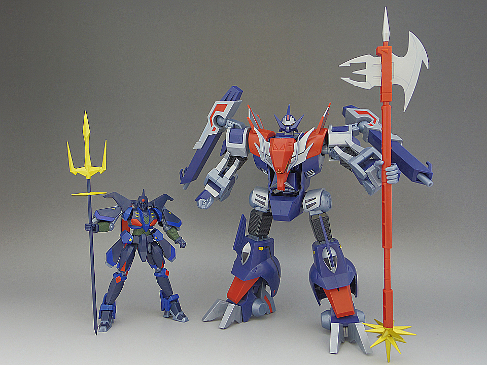 スーパーミニプラ飛影3-1