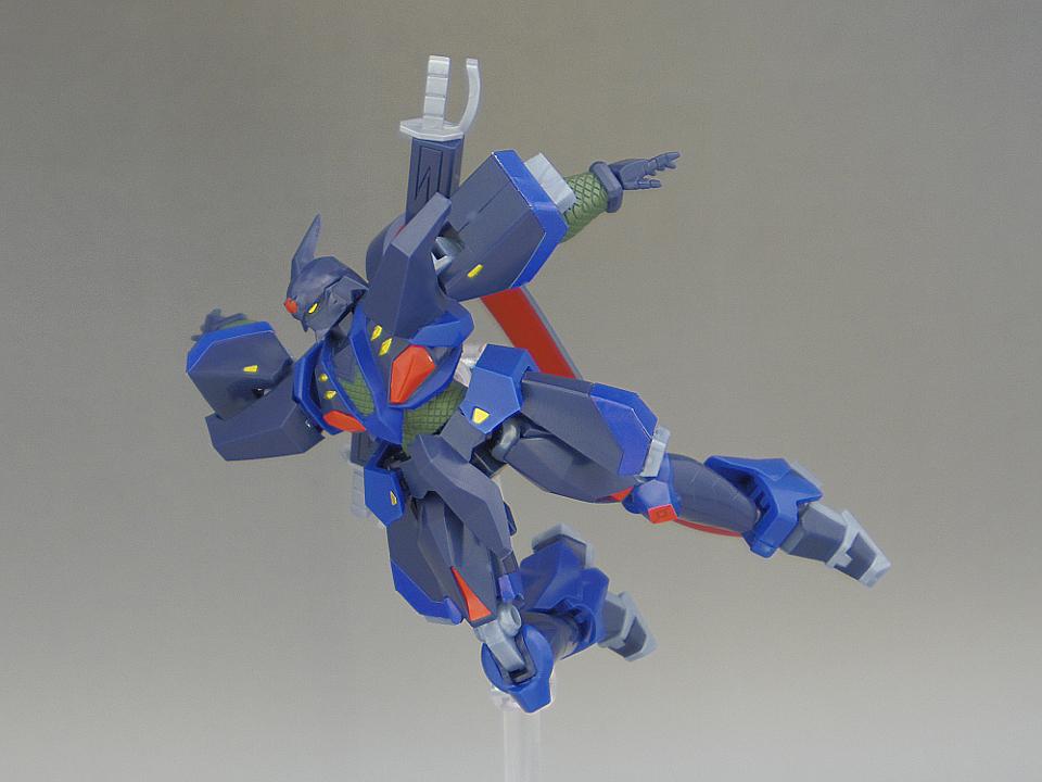 スーパーミニプラ飛影3-113