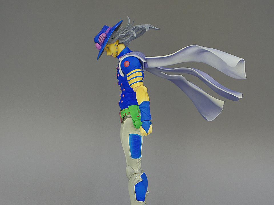 超像可動 ジャイロ・ツェペリ・セカンド45