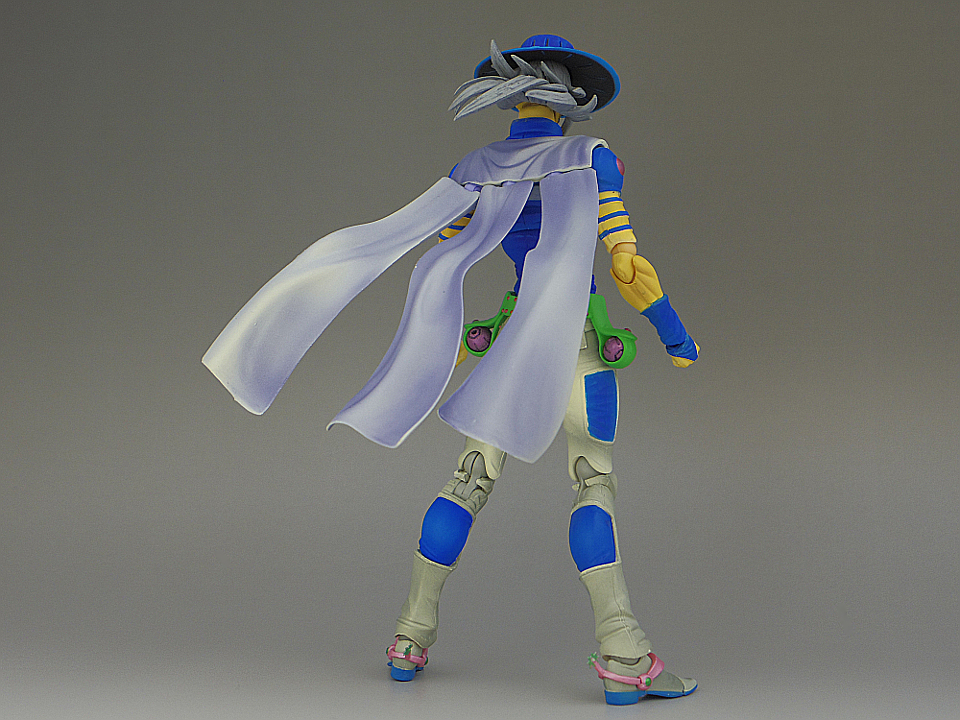 超像可動 ジャイロ・ツェペリ・セカンド48