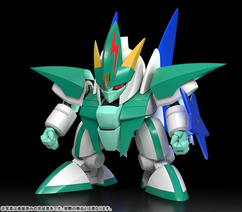 PLAMAX MS-11 魔神英雄伝ワタル 幻王丸 プラモデルTOY-RBT-5762_01