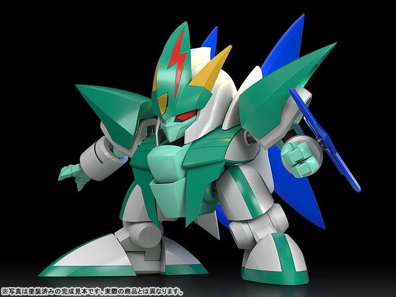 PLAMAX MS-11 魔神英雄伝ワタル 幻王丸 プラモデルTOY-RBT-5762_02