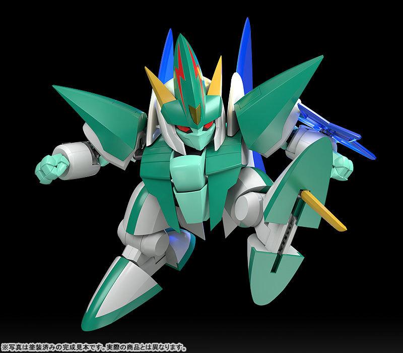 PLAMAX MS-11 魔神英雄伝ワタル 幻王丸 プラモデルTOY-RBT-5762_03
