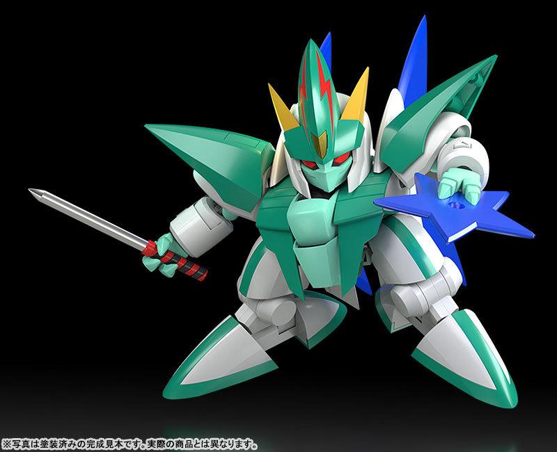 PLAMAX MS-11 魔神英雄伝ワタル 幻王丸 プラモデルTOY-RBT-5762_04