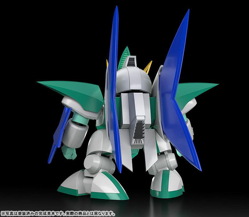PLAMAX MS-11 魔神英雄伝ワタル 幻王丸 プラモデルTOY-RBT-5762_06