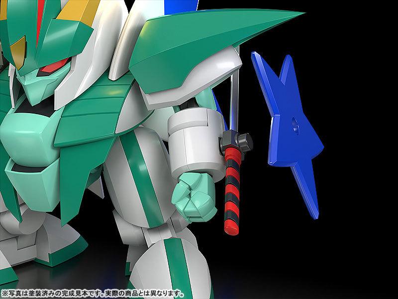 PLAMAX MS-11 魔神英雄伝ワタル 幻王丸 プラモデルTOY-RBT-5762_07