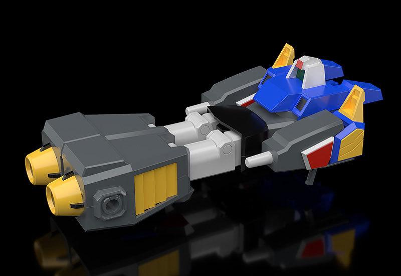 MODEROID 元気爆発ガンバルガー リボルガー プラモデルTOY-RBT-5766_06
