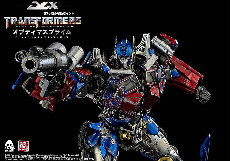 Transformers Revenge of the Fallen DLX Optimus Prime トランスフォーマーリベンジ オプティマスプライムFIGURE-122825_05