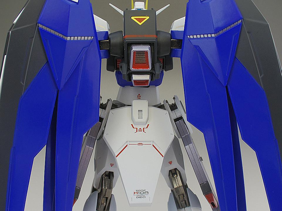 METAL ROBOT魂 フリーダムガンダム18