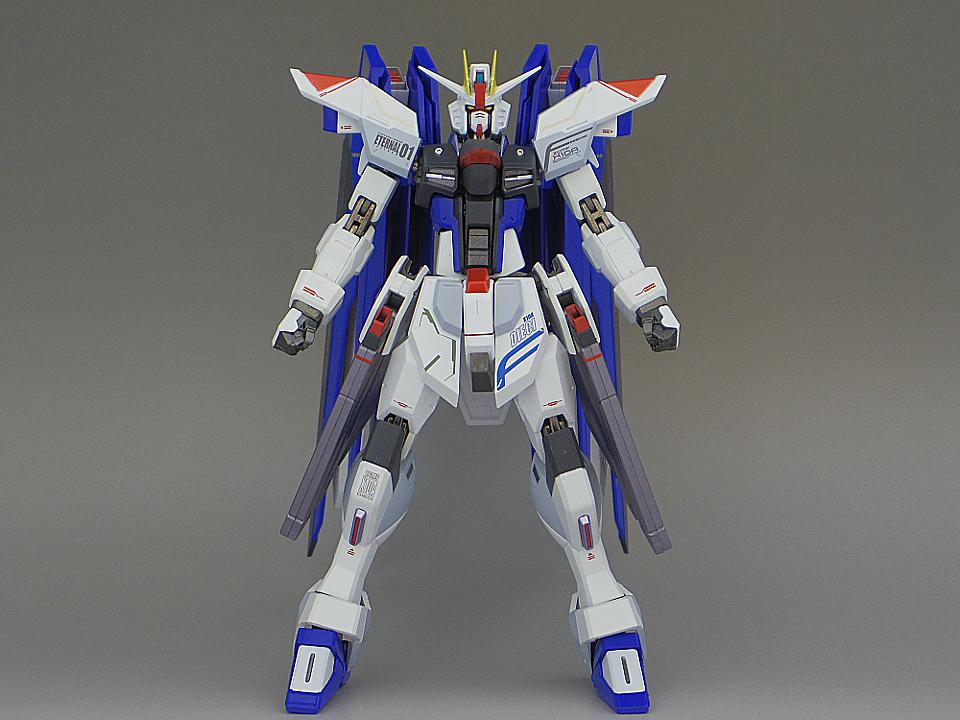 METAL ROBOT魂 フリーダムガンダム3