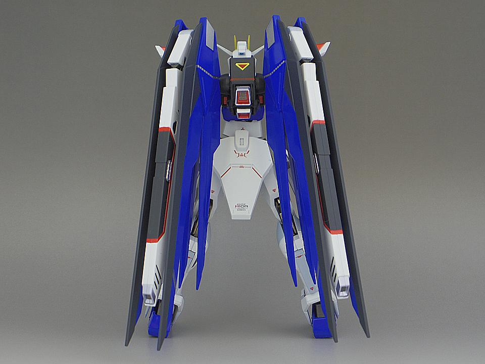 METAL ROBOT魂 フリーダムガンダム7