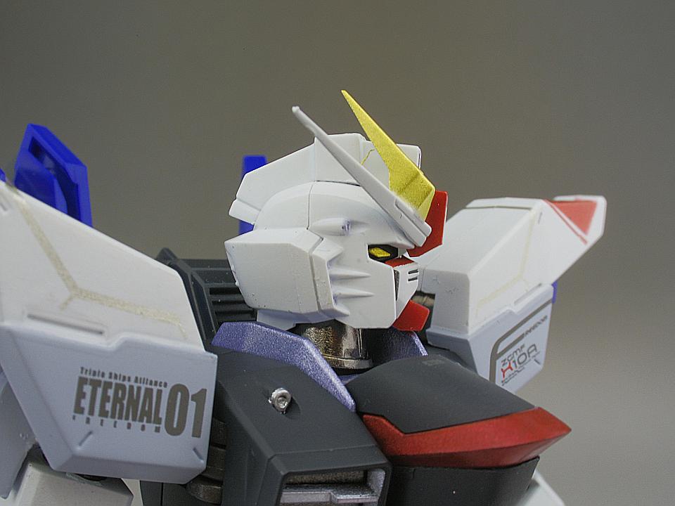 METAL ROBOT魂 フリーダムガンダム10