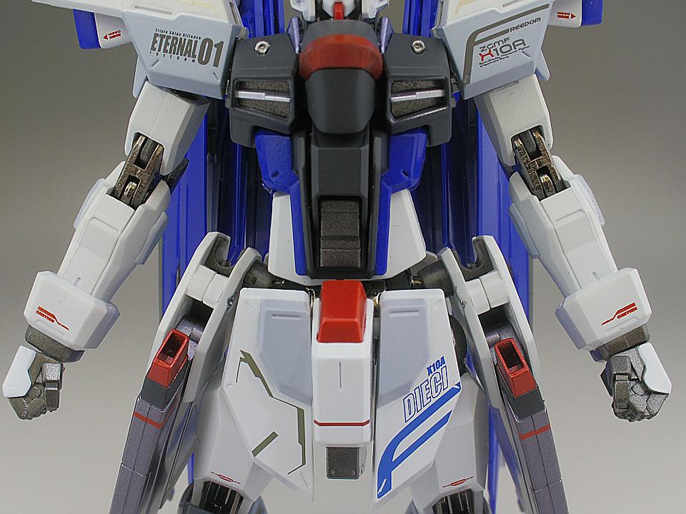METAL ROBOT魂 フリーダムガンダム13