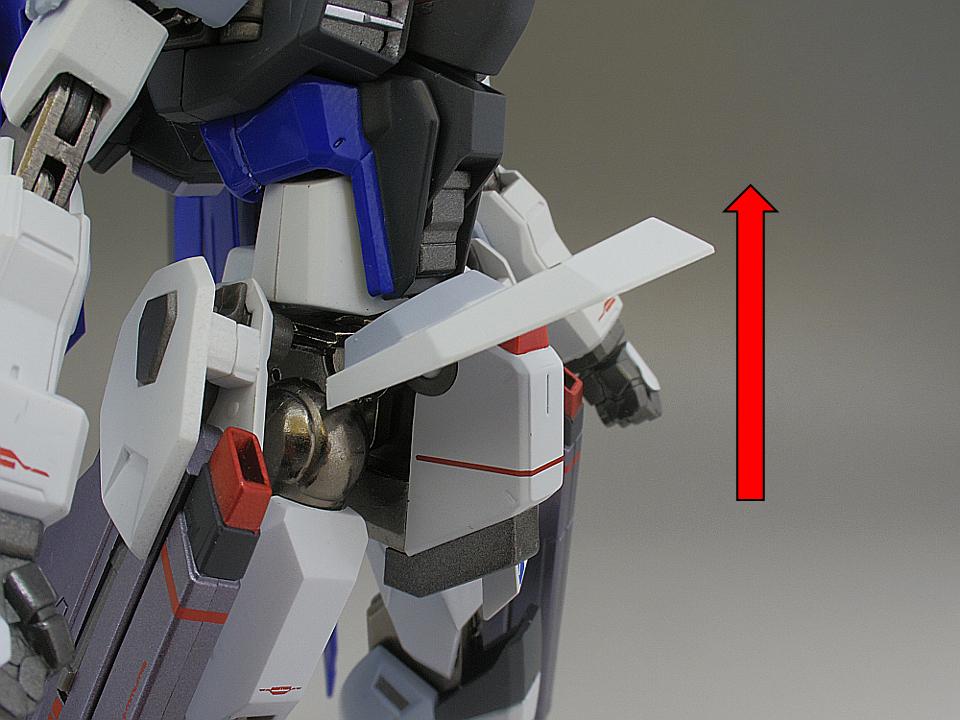 METAL ROBOT魂 フリーダムガンダム16