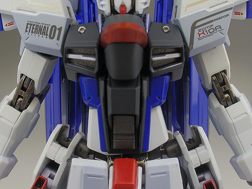 METAL ROBOT魂 フリーダムガンダム14