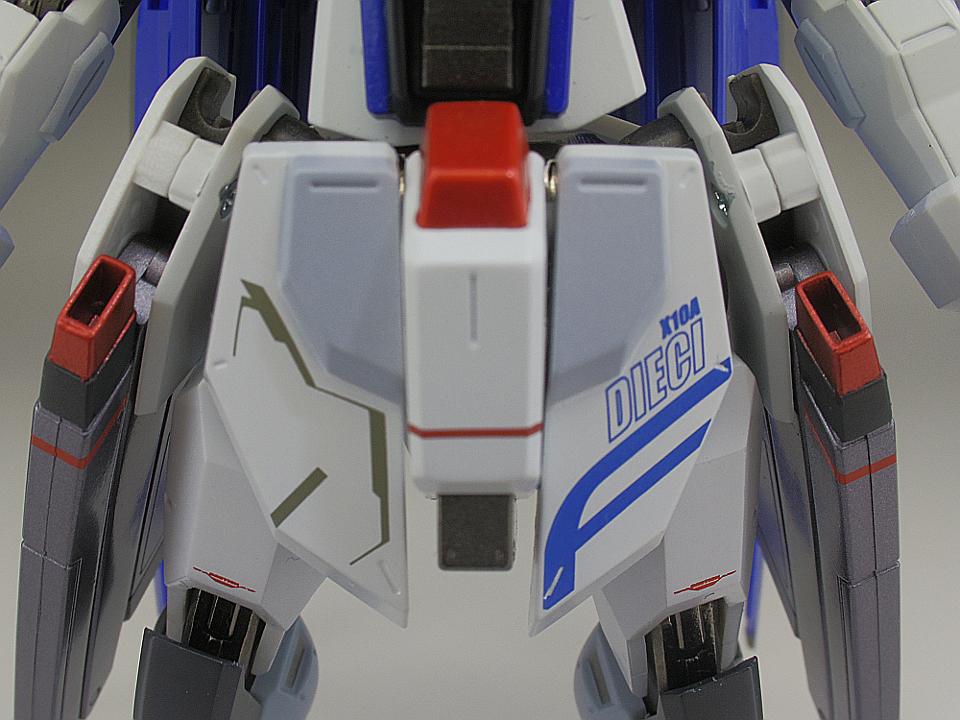 METAL ROBOT魂 フリーダムガンダム15