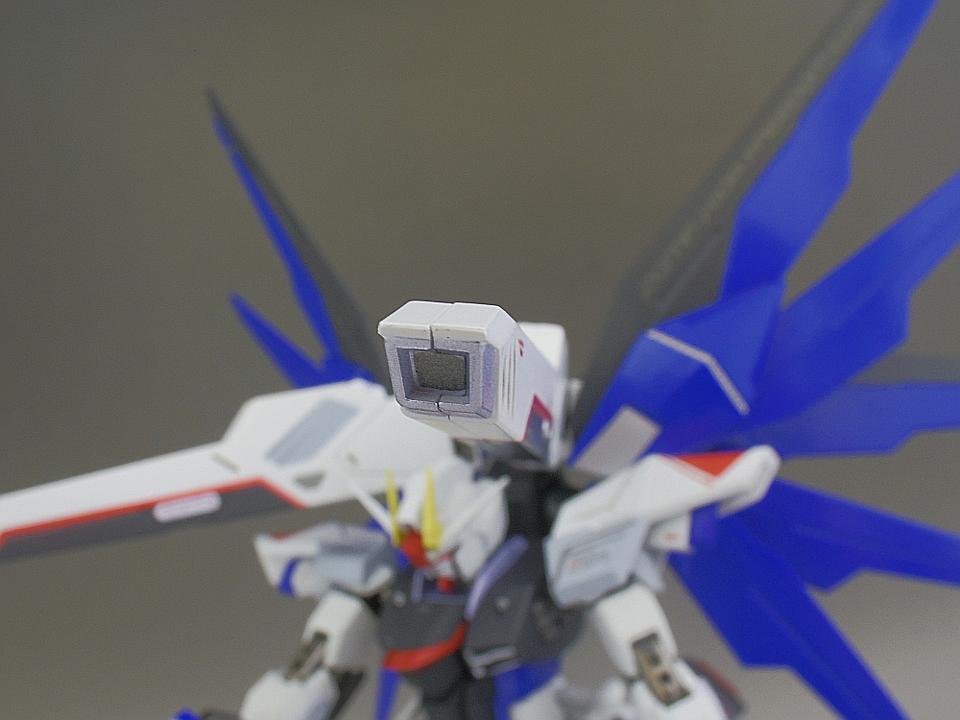 METAL ROBOT魂 フリーダムガンダム30