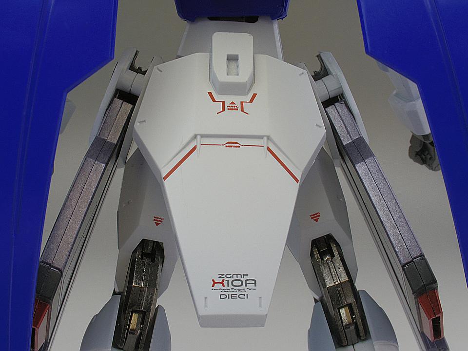 METAL ROBOT魂 フリーダムガンダム31