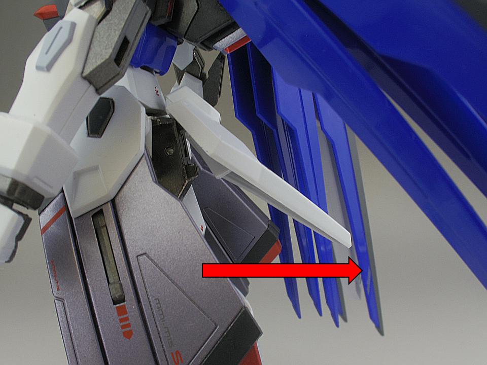 METAL ROBOT魂 フリーダムガンダム33