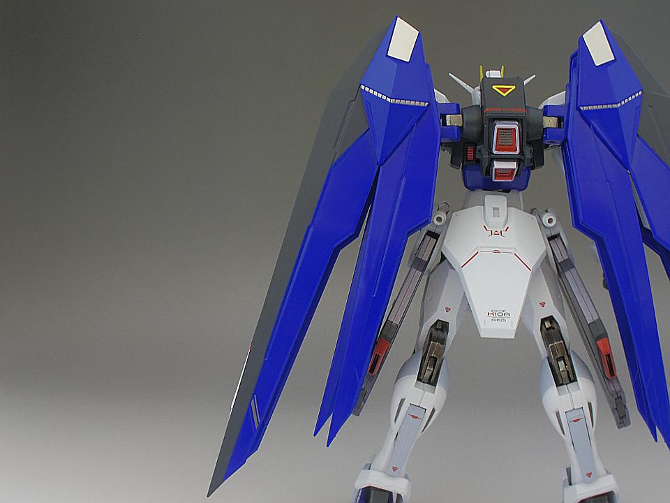 METAL ROBOT魂 フリーダムガンダム21