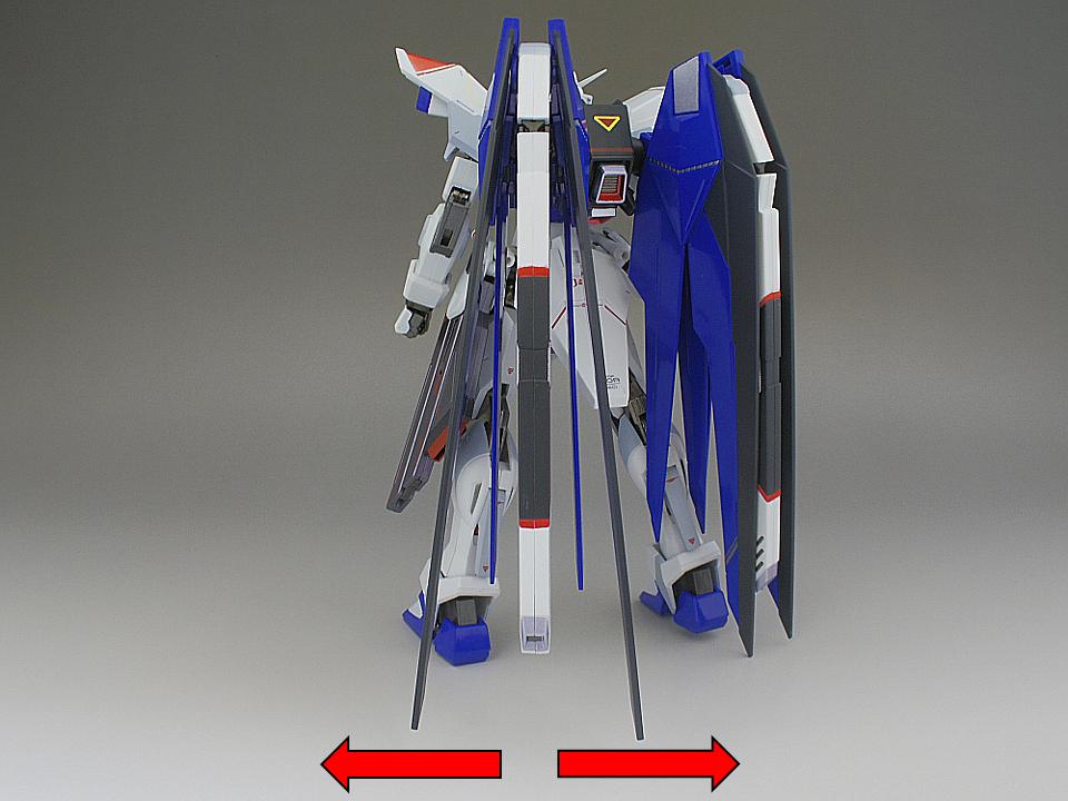 METAL ROBOT魂 フリーダムガンダム23