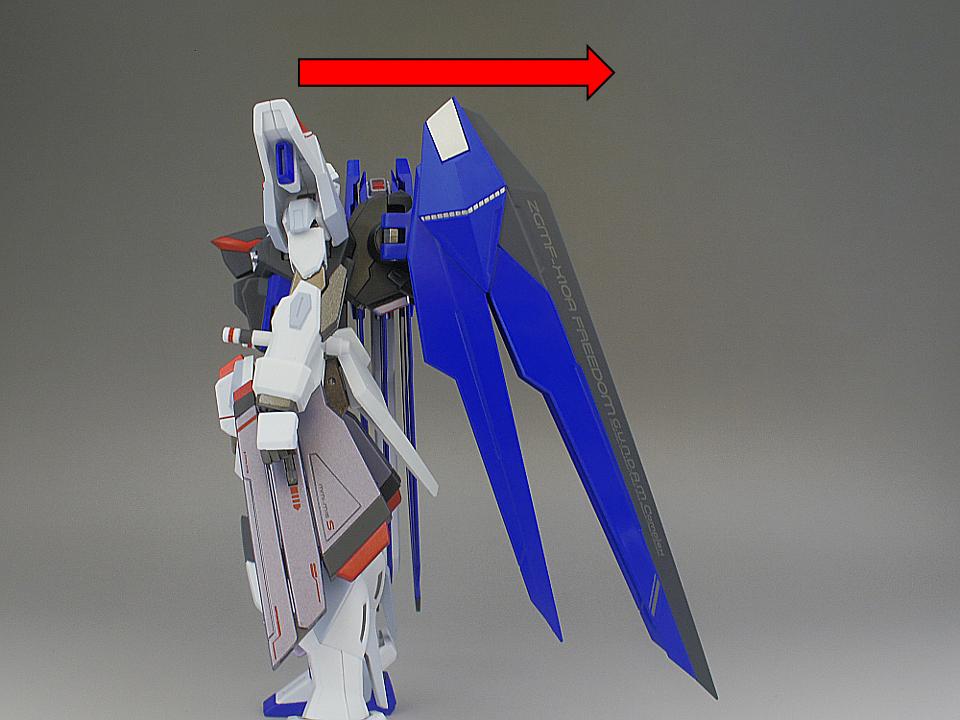 METAL ROBOT魂 フリーダムガンダム24
