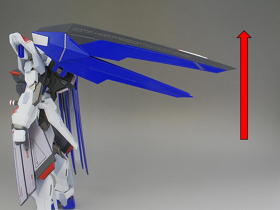 METAL ROBOT魂 フリーダムガンダム26