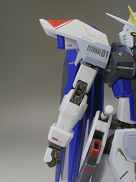 METAL ROBOT魂 フリーダムガンダム50