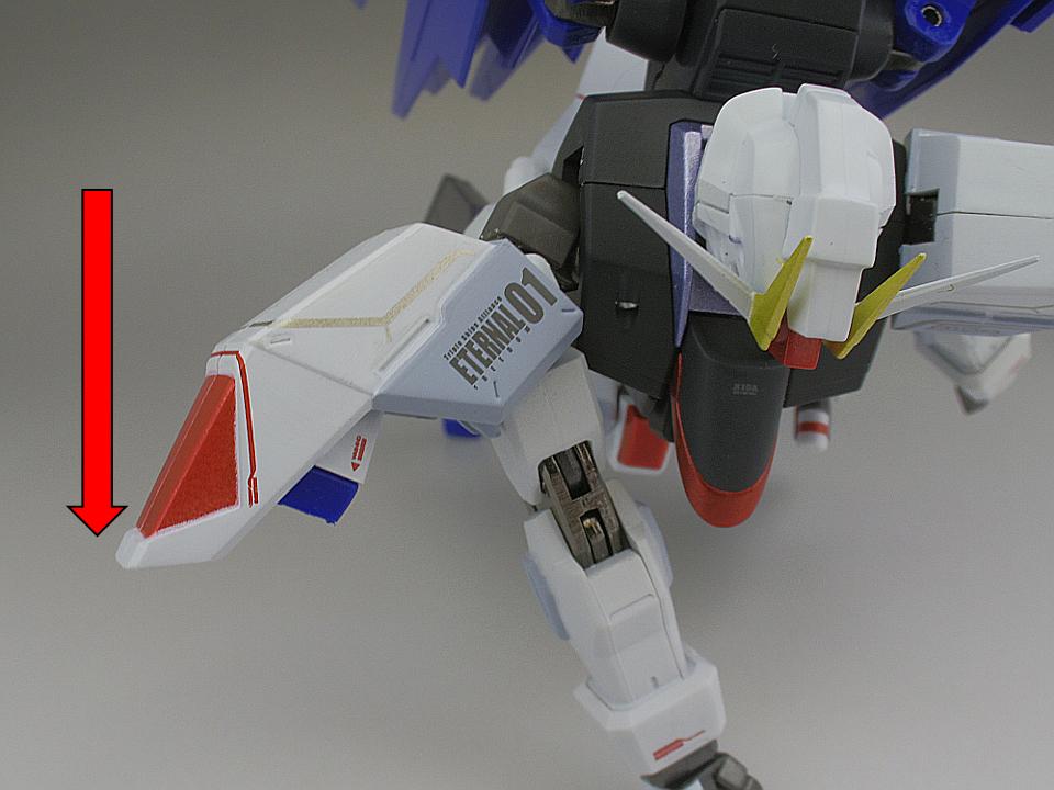 METAL ROBOT魂 フリーダムガンダム53