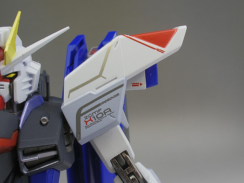 METAL ROBOT魂 フリーダムガンダム55