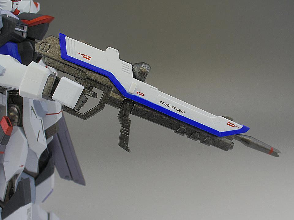 METAL ROBOT魂 フリーダムガンダム60
