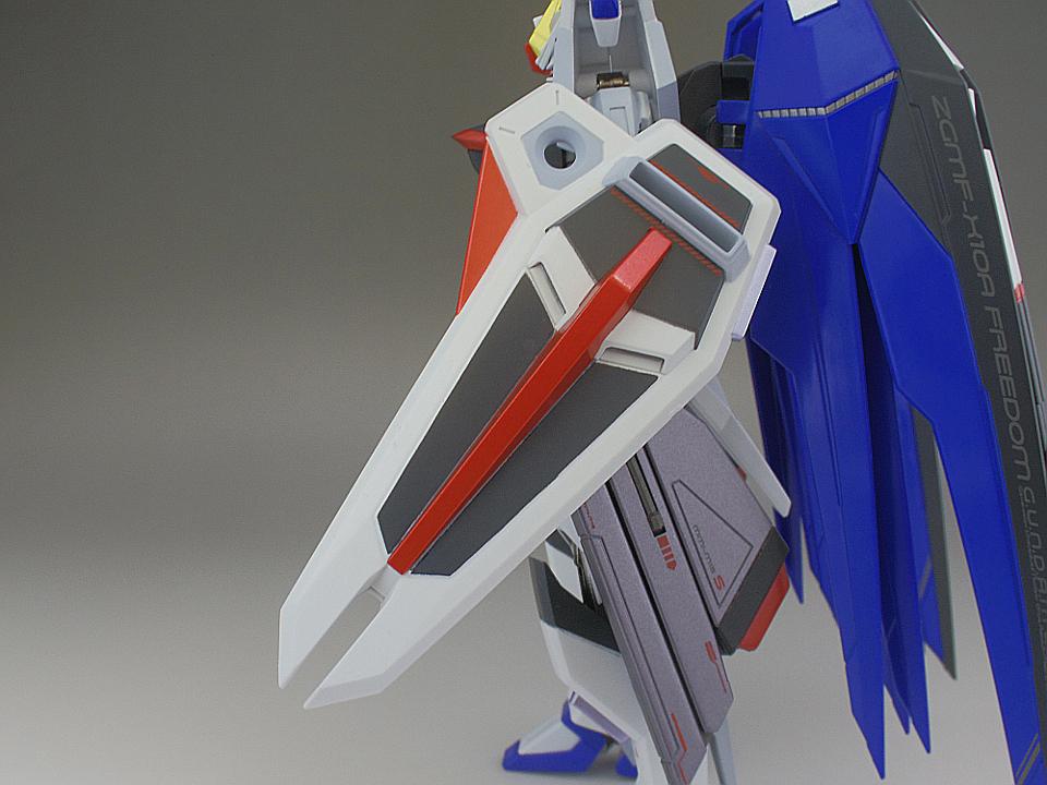 METAL ROBOT魂 フリーダムガンダム68