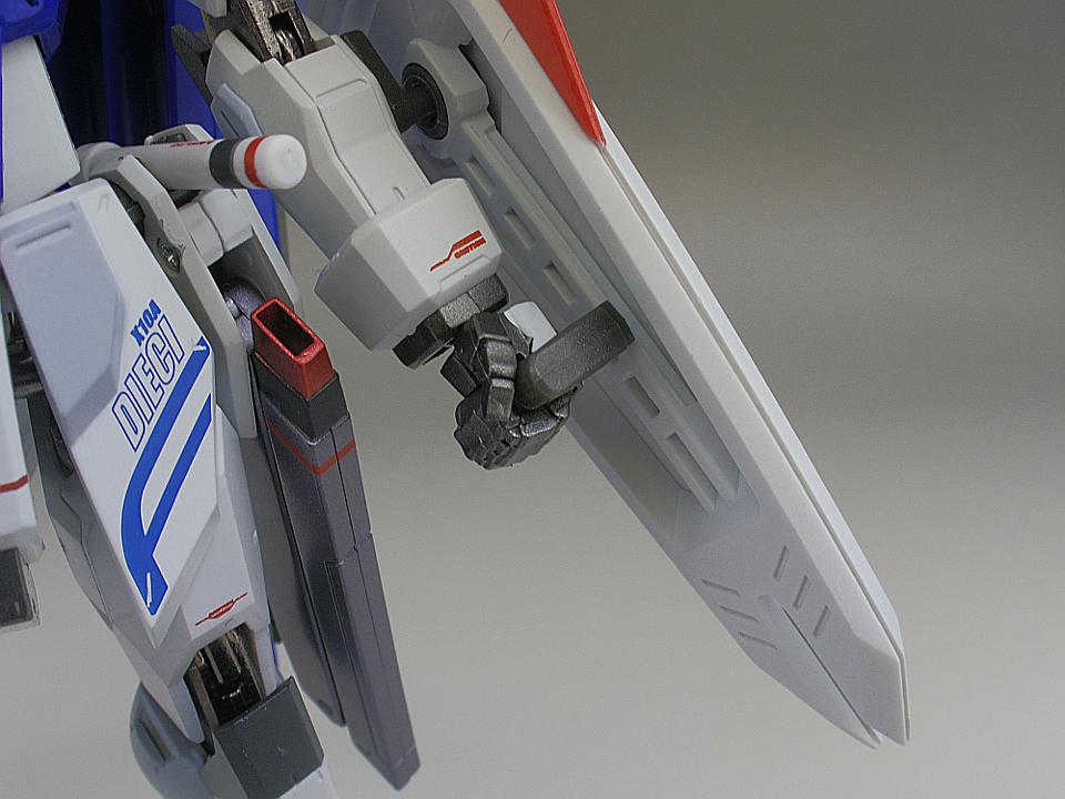METAL ROBOT魂 フリーダムガンダム69