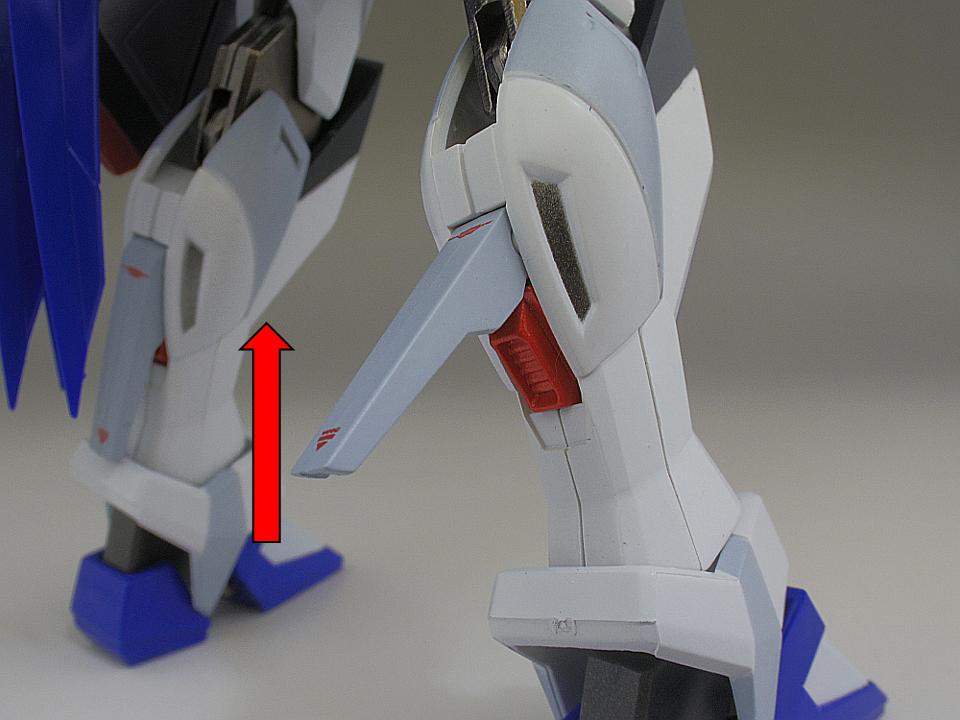 METAL ROBOT魂 フリーダムガンダム77