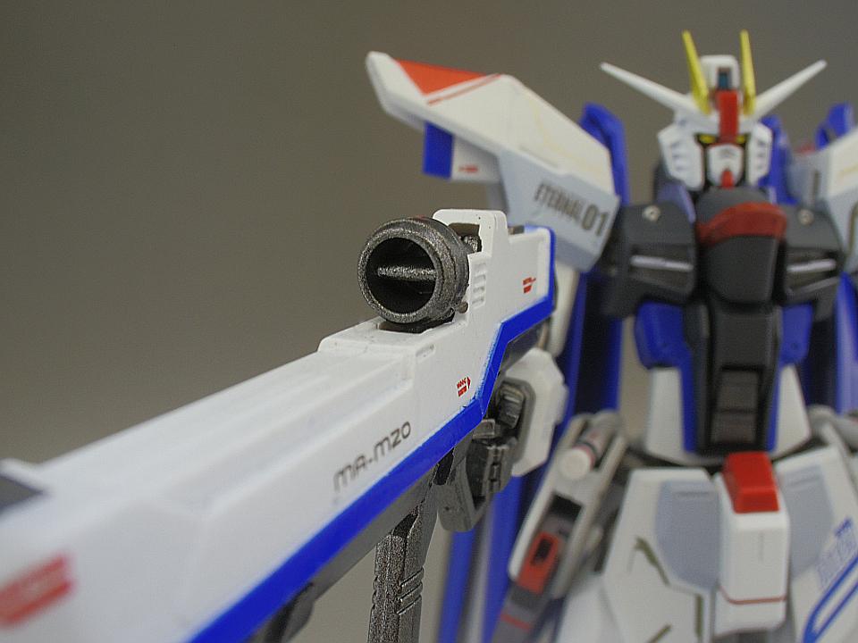 METAL ROBOT魂 フリーダムガンダム63