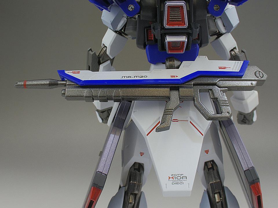 METAL ROBOT魂 フリーダムガンダム65