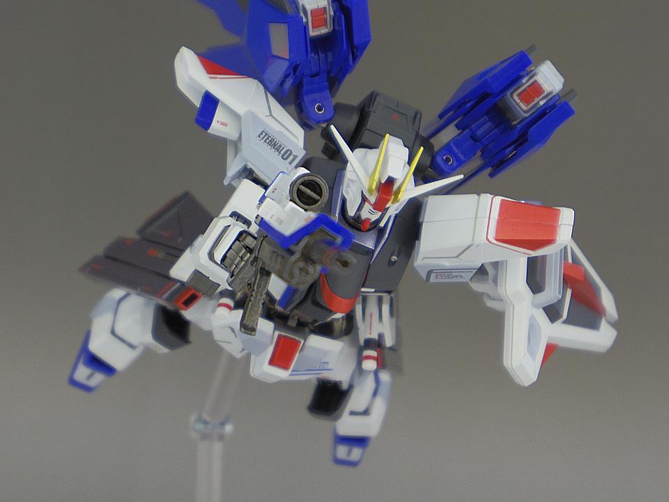 METAL ROBOT魂 フリーダムガンダム93