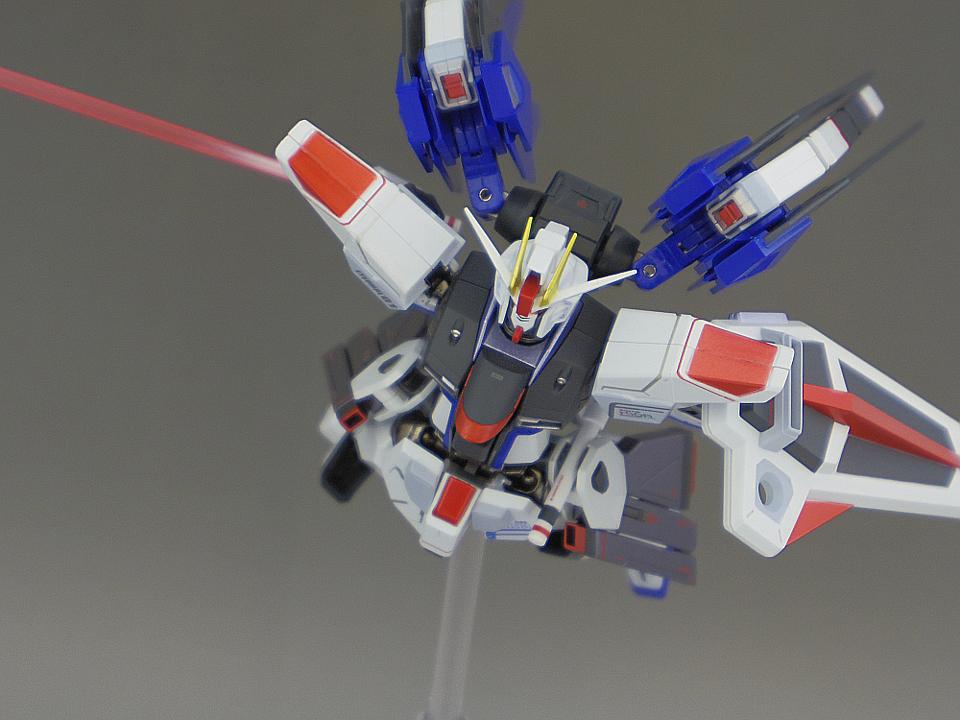 METAL ROBOT魂 フリーダムガンダム95