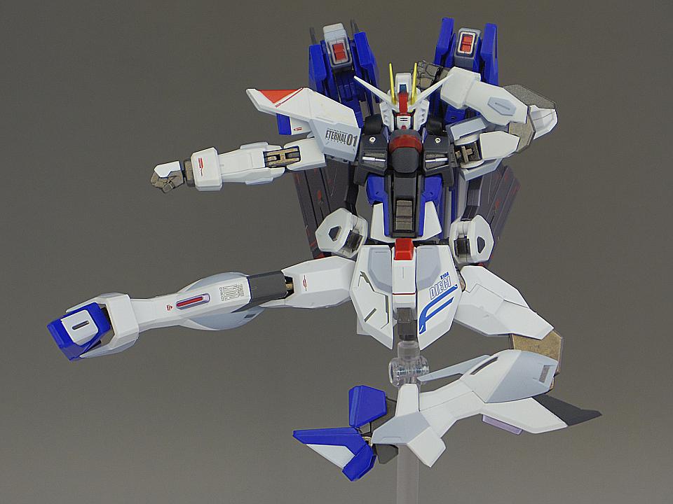 METAL ROBOT魂 フリーダムガンダム81