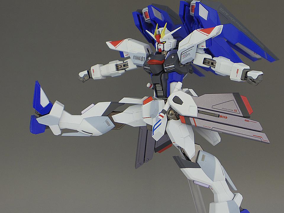 METAL ROBOT魂 フリーダムガンダム82