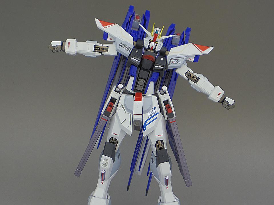 METAL ROBOT魂 フリーダムガンダム83