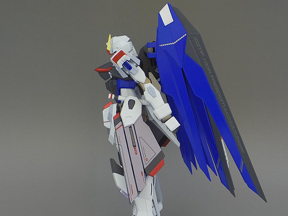 METAL ROBOT魂 フリーダムガンダム84