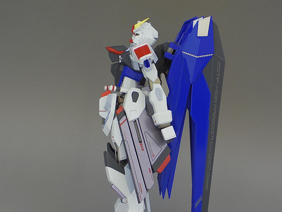 METAL ROBOT魂 フリーダムガンダム85