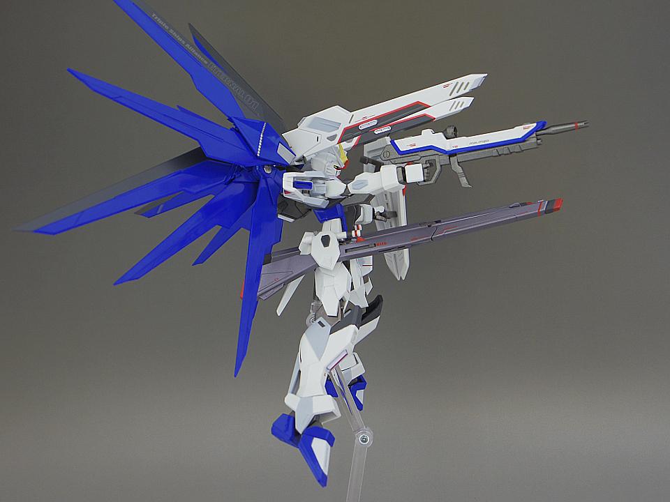 METAL ROBOT魂 フリーダムガンダム109