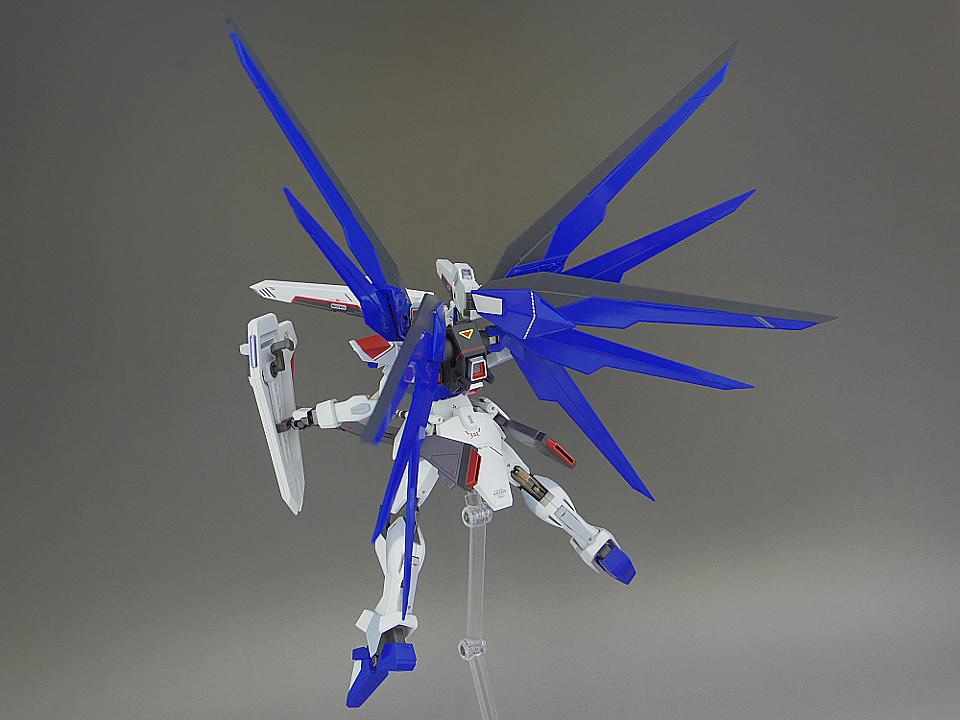 METAL ROBOT魂 フリーダムガンダム111
