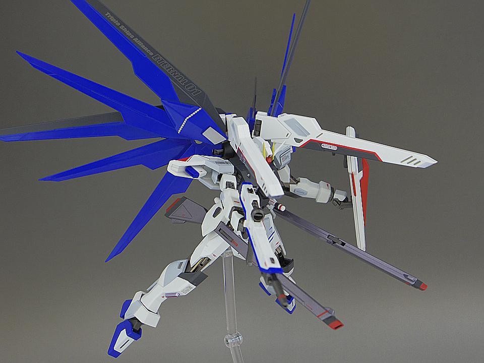 METAL ROBOT魂 フリーダムガンダム112