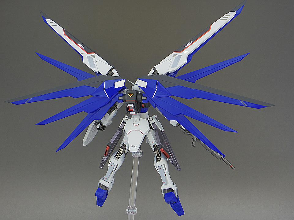 METAL ROBOT魂 フリーダムガンダム103
