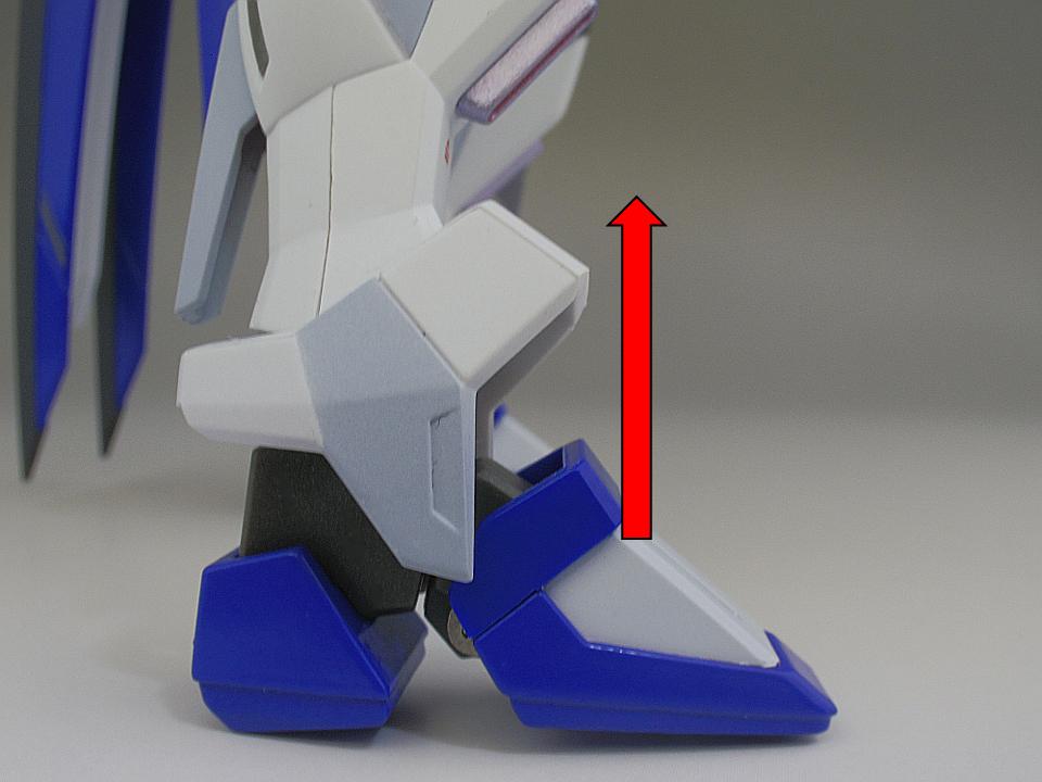 METAL ROBOT魂 フリーダムガンダム78